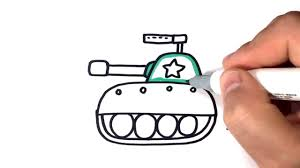 how to draw tank easy drawing ideas for kids online courses youtube