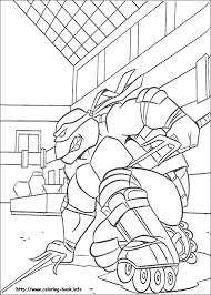 ninja turtles coloring pages kids chase u0027s birthday party