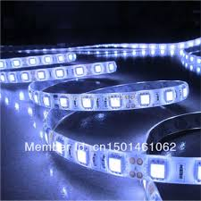 dc led strip lights led strip light ribbon single color 1 meters 60 leds smd 5050