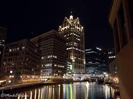 Milwaukee Lights Milwaukee Night Lights Mark Ellefson Photography