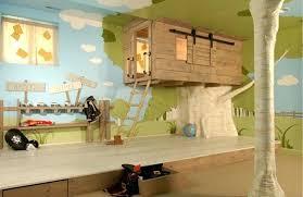 chambre enfant toboggan chambre enfant toboggan une cabane au fond de la chambre chambre
