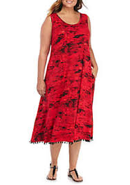 plus size maxi dresses belk