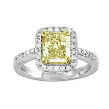 canary yellow engagement ring fascinating canary yellow engagement rings 28 in home