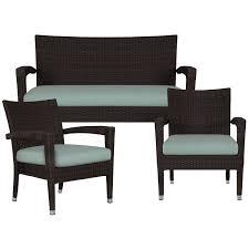 Living Room Zen City Furniture Zen Teal Outdoor Living Room Set