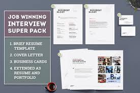 resume portfolio template primus resume template cover letter a3 extended portfolio