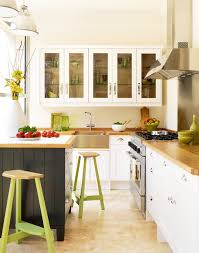 big ideas for small kitchens real homes
