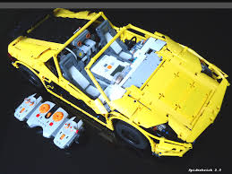 lamborghini lego supercar lamborghini sv lego technic mindstorms u0026 model team