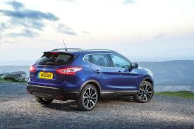 nissan dark blue nissan qashqai gets updated for 2016