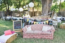 Kids Backyard Ideas by Backyard Decorating Ideas For Parties Backyard Decorations By Bodog