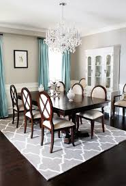 Top  Best Dining Room Curtains Ideas On Pinterest Living Room - Dining room rug ideas