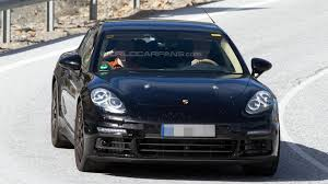 2016 porsche panamera e hybrid 2016 porsche panamera s e hybrid spied for the first time