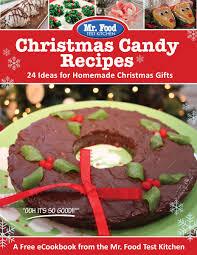 free mr food holiday ecookbooks mrfood com
