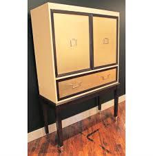 Espresso Bar Cabinet Regency Espresso Chagne Leaf Bar Cabinet