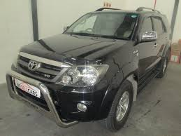 toyota fortuner used toyota fortuner 4 0 v6 4x4 a t for sale