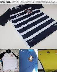 Favorito Mundial de 2000 e listras horizontais: veja imagens das camisas do  @BJ03