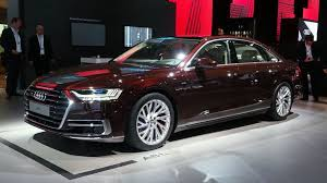 audi a8 cost audi a8 has lasers massagers and a big price tag