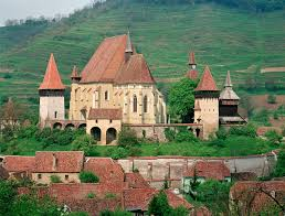 villages fortified churches transylvania