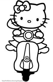 25 kitty coloring ideas kitty