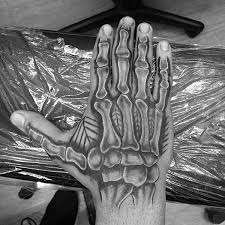 skeleton tattoos tattoo collections