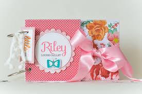 baby girl memory book handmade baby memory book baby girl diary memory book custom