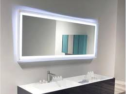 bathroom mirror with lights behind overwhelming design large bathroom mirrors lights led large bathroom