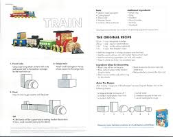 how to make a rice krispies square train or make a thomas tank