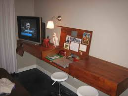 long computer desk home design ideas