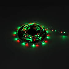 battery powered 1m 3528 smd waterproof led tape strip light for