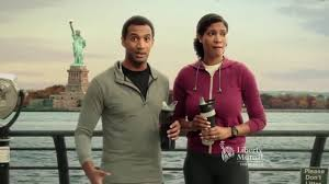 liberty mutual commercial black couple 2015 actors liberty mutual stereotypes youtube