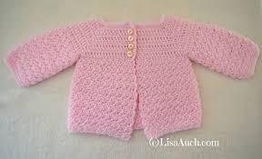 crochet baby sweater pattern crochet baby cardigan easy free pattern free crochet patterns