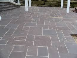 Patio Flagstone Designs Lilac Random Pattern 1 1 2 Thick Lilac Flagstone Patio Installed