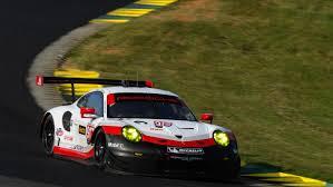 porsche usa 2017 imsa difficult qualifying for the porsche 911 rsr