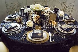 Gatsby Wedding Theme Luxury Tierra Este