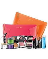 new customize your free 7 pc gift with any 35 lancôme purchase