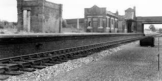 Culworth railway station