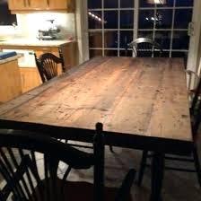 table bois cuisine table bois brut table a manger en bois massif dacacia elissa 160 cm
