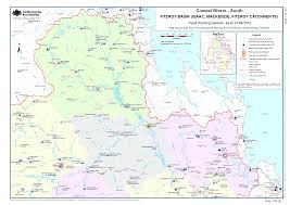 Map Of Queensland Queensland Fitzroy Isaac Mackenzie Fitzroy Map