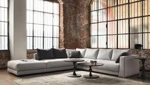 canapé d angle de luxe brico canape d angle italien meubles de luxe blanc canapé d angle