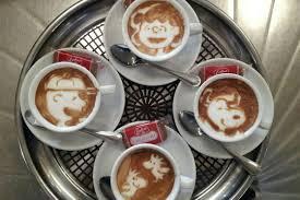 coffee art meet matsuno blomming blog about shopping
