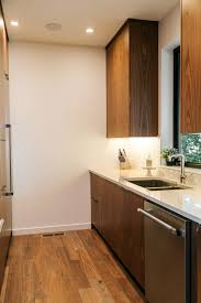 frameless walnut kitchen alpine cabinetry alpine cabinetry