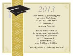 graduation lunch invitation wording invitation graduation ceremony cloveranddot