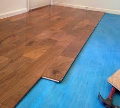 Laminate Flooring Underlayment For Concrete Floors Laminate Floor Underlayment For Basements