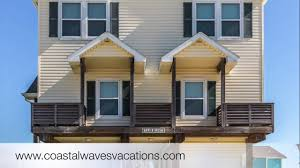 galveston vacation rental tan camp beach house youtube