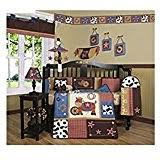 cowboy nursery bedding amazon com boutique horse western cowgirl 13pcs crib bedding set