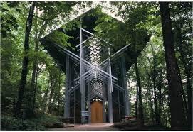 thorncrown chapel arkansas architecture u0026 interior design