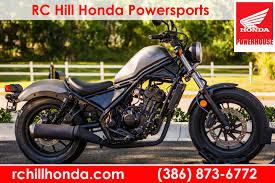 honda rebel 2017 honda rebel 500 cmx500 for sale in deland fl rc hill honda
