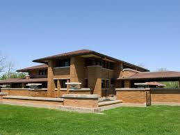 frank lloyd wright style house plans frank lloyd wright s the darwin martin complex contemporary