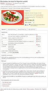 glossaire de cuisine mes recettes soscuisine