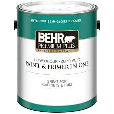 home depot canada kitchen cabinet paint interior semi gloss enamel paint ultra white 3 79 l