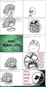 Le Derp Meme - cleaning le room rage comics know your meme